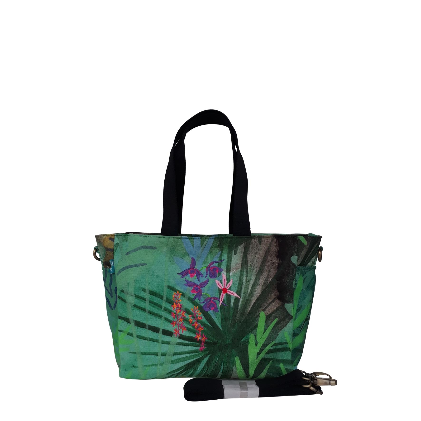 Anggrek Hutan Jhonny Bag Sling
