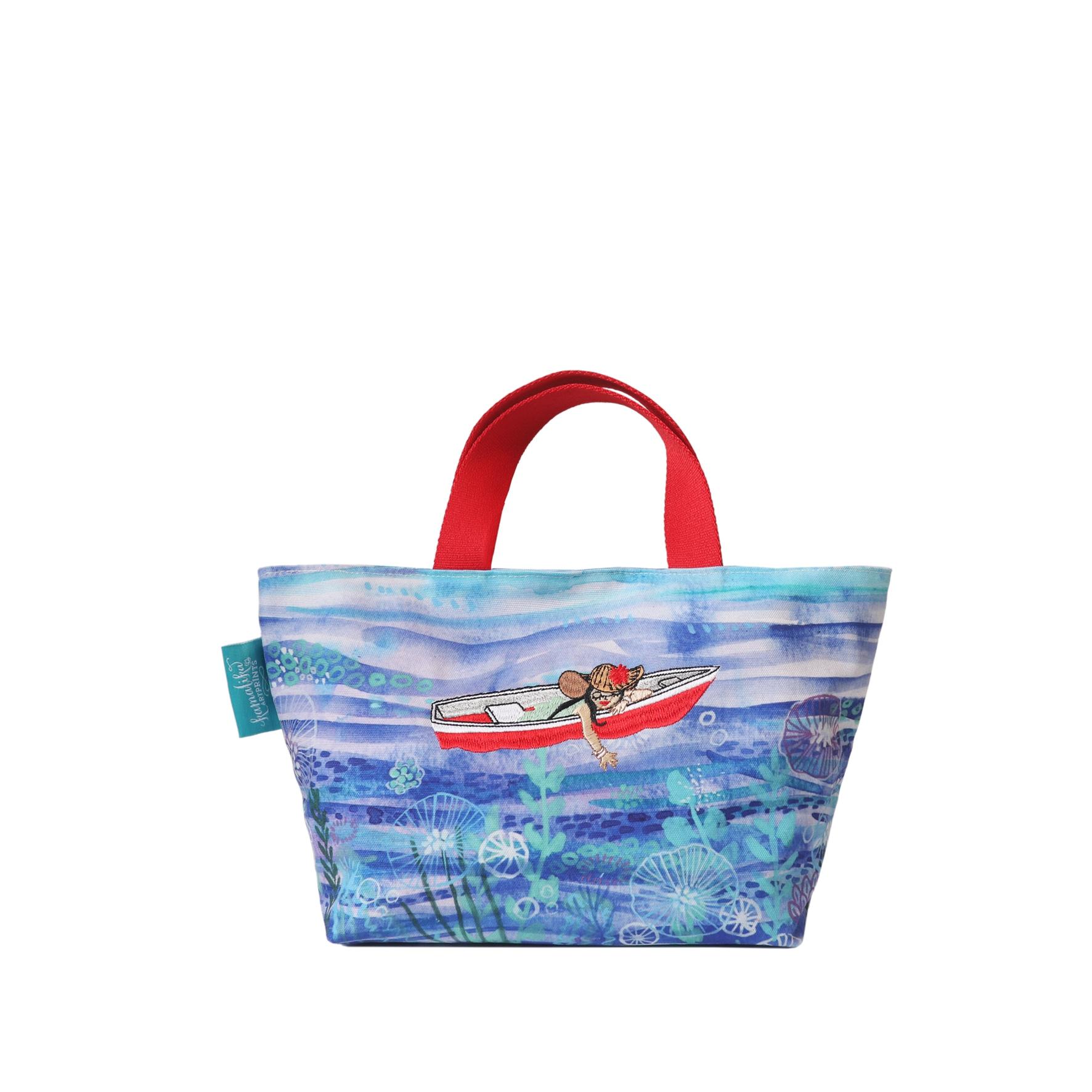 Bermain di Lautan Lunch Bag Small