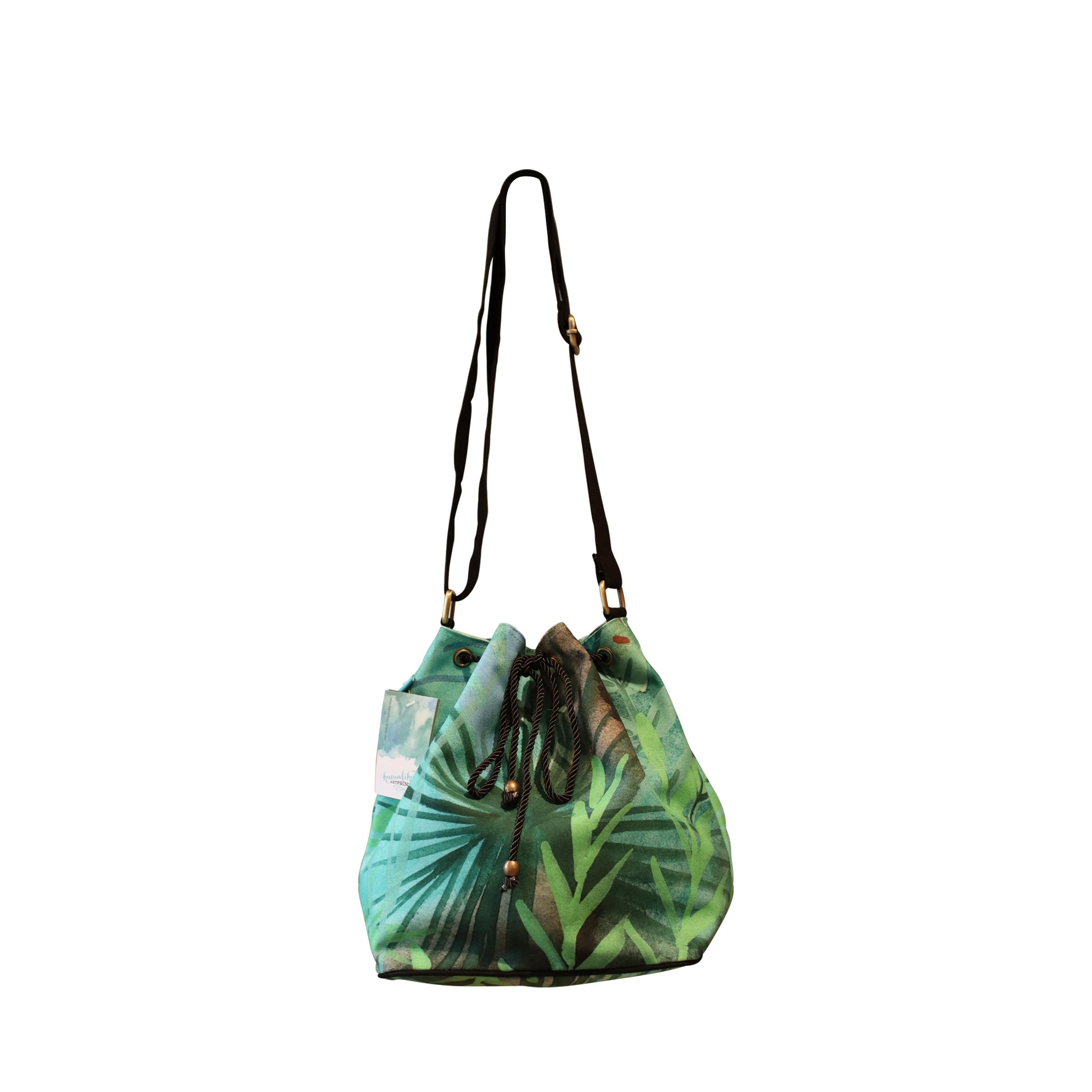 Anggrek Hutan Bucket Sling Bag