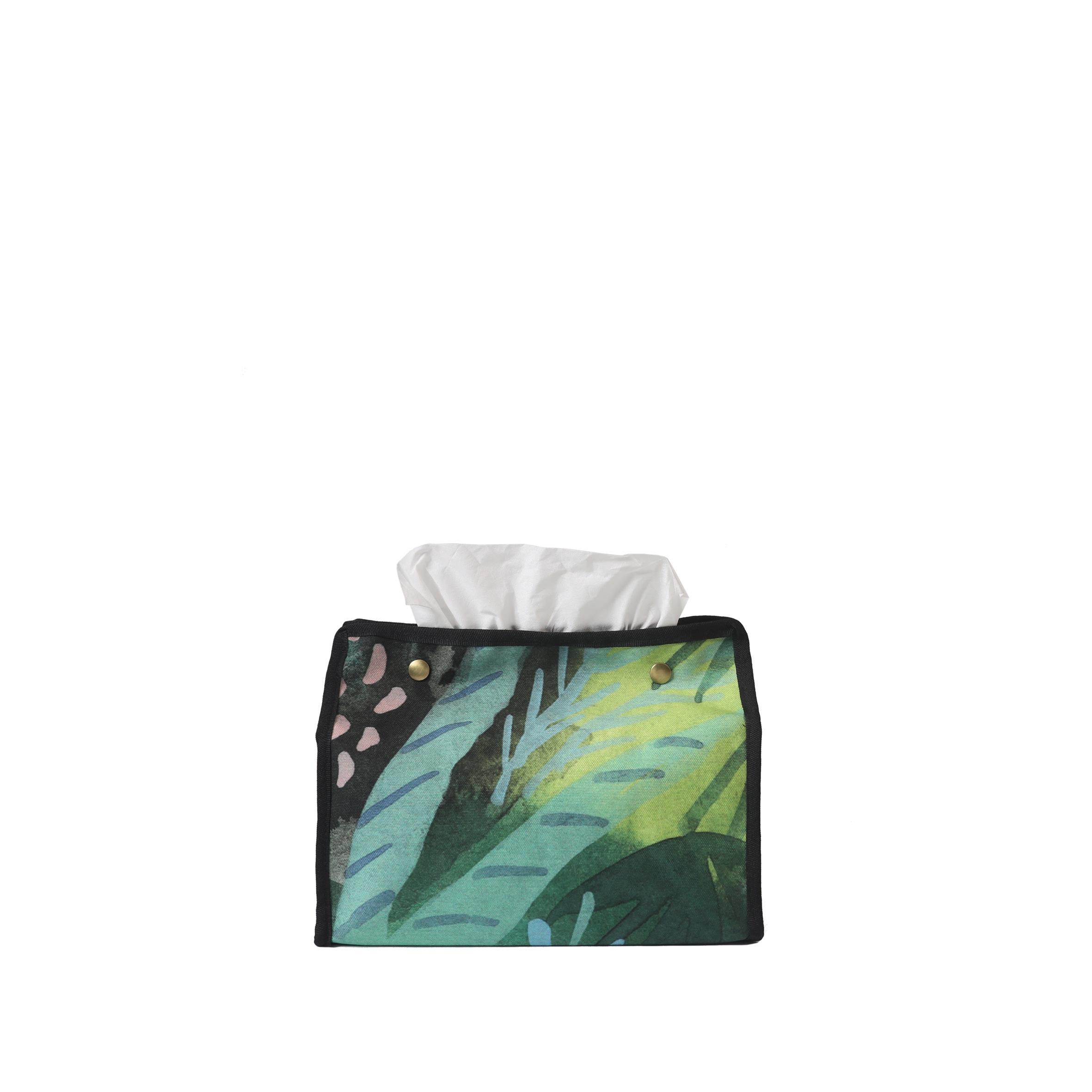 Anggrek Hutan Kotak Tissue