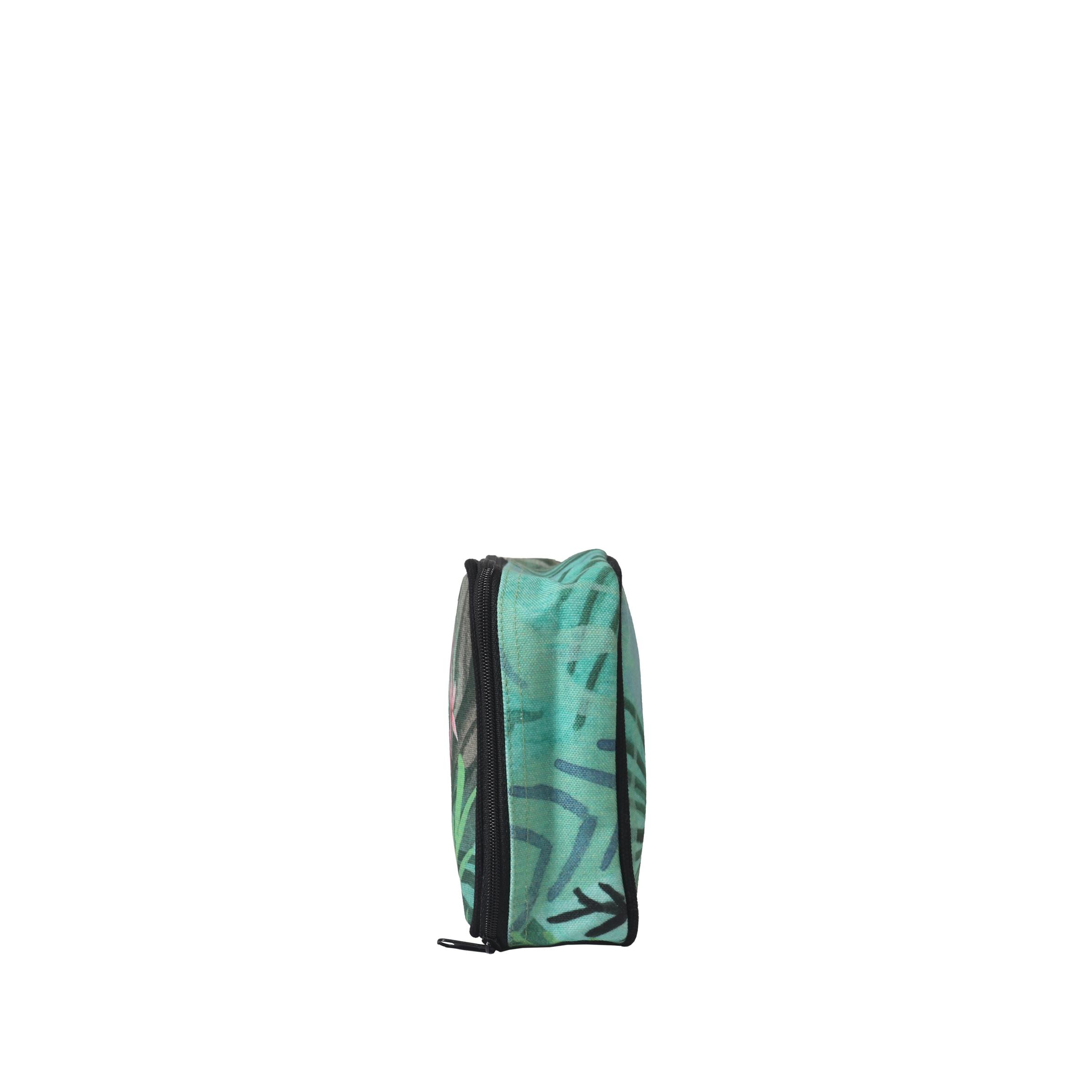 Anggrek Hutan Make up Pouch Kotak